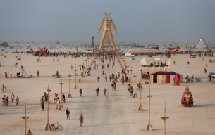 Burning Man FOMO? Don't Worry We've Got The Live Stream Here