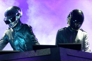 Relive Daft Punk's Coachella Performance From A Decade Ago