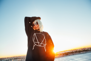 OWSLA's Mija Strips Down For Playboy