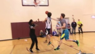 Lil Dicky Is Pretty Damn Good At Basketball [Video]