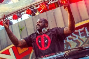Watch Shaq's Totally-Not-Recorded Set At Tomorrowland