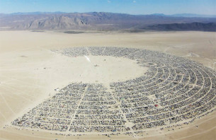 Burning Man Uploads Live Stream For Those Missing This Year's Event