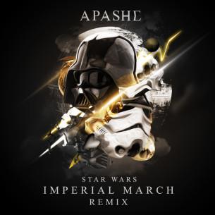 LISTEN: Star Wars – Imperial March (Apashe Remix)