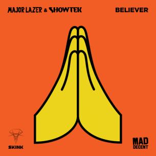 "Major Lazer & Showtek Drop ""Believer"" On Mad Decent"